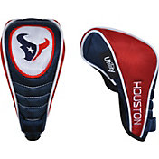 McArthur Sports Houston Texans Shaft Gripper Utility Headcover