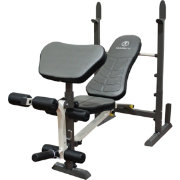 Marcy Foldable Standard Bench