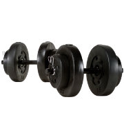 Marcy 2.5 - 40 lb Adjustable Vinyl Dumbbells