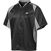Mizuno Men's Short Sleeve Batting Jacket