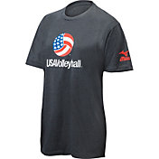 Mizuno Adult U.S.A. Volleyball Tee
