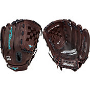 "Mizuno 12.5"" Supreme Brown Series Fastpitch Glove"
