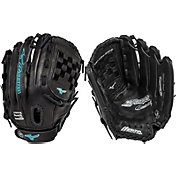 "Mizuno 13"" Supreme Black Series Fastpitch Glove"