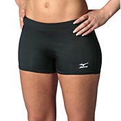Mizuno Women's Core Flat Front Volleyball Shorts
