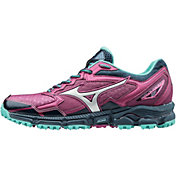 Mizuno Women's Wave Daichi 2 Trail Running Shoes