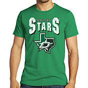 Majestic Threads Dallas Stars Kelly Green State T-Shirt