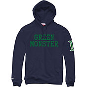 "Mitchell & Ness Men's Boston Red Sox ""Green Monster"" Navy Pullover Hoodie"