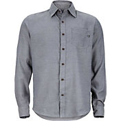 Marmot Men's Hobson Flannel Long Sleeve Shirt