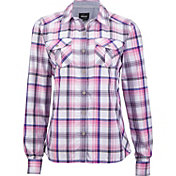 Marmot Women's Lillian Button Up Long Sleeve Shirt