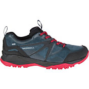 Merrell Men's Capra Bolt Leather Waterproof Hiking Shoes