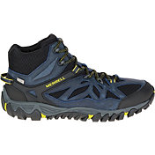 Merrell Men's All Out Blaze Vent Mid Waterproof Hiking Boots