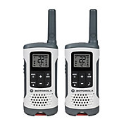 Motorola 25 Mile Talkabout T260 Two-Way Radio Pack – 2 Pack