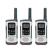 Motorola 25 Mile Talkabout T260 Two-Way Radio Pack – 3 Pack