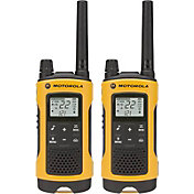 Motorola 35 Mile Talkabout T400 Two-Way Radio Pack – 2 Pack