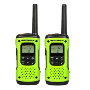 Motorola 35 Mile Talkabout T600 H20 Two-Way Radio Pack – 2 Pack