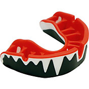 Mueller Adult Matrix Maximum Triple Threat Fangs Protection Mouthguard