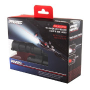 Nebo 6094 iPROTEC RM90LSR Light and Laser Combo