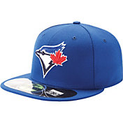 New Era Men's Toronto Blue Jays 59Fifty Home Royal Authentic Hat