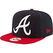 New Era Men's Atlanta Braves 9Fifty Grand Logo Adjustable Hat