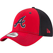New Era Men's Atlanta Braves 39Thirty Team Front Neo Flex Hat