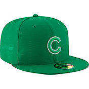 New Era Men's Chicago Cubs 59Fifty St. Patrick's Day Diamond Era Fitted Hat