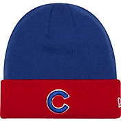 New Era Men's Chicago Cubs Knit Hat