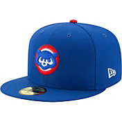 New Era Men's Chicago Cubs 59Fifty Diamond Era Royal Fitted Hat