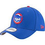 New Era Men's Chicago Cubs 39Thirty Diamond Era Royal Flex Hat
