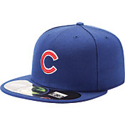 New Era Men's Chicago Cubs 59Fifty Home Royal Authentic Hat