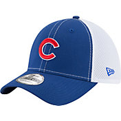 New Era Men's Chicago Cubs 39Thirty Neo Royal Flex Hat