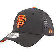 New Era Men's San Francisco Giants 9Forty Perf Pivot Adjustable Hat