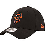 New Era Men's San Francisco Giants 39Thirty Tone Tech Black Flex Hat