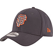 New Era Men's San Francisco Giants 39Thirty Tone Tech Grey Flex Hat