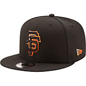 New Era Men's San Francisco Giants 9Fifty Color Dim Adjustable Hat