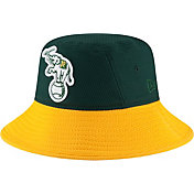 New Era Men's Oakland Athletics 2-Tone Diamond Era Bucket Hat