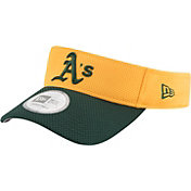 New Era Men's Oakland Athletics Fundamental Visor