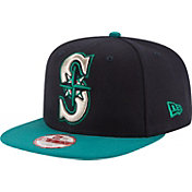 New Era Men's Seattle Mariners 9Fifty Grand Logo Adjustable Hat