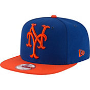 New Era Men's New York Mets 9Fifty Grand Logo Adjustable Hat