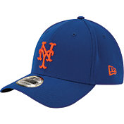New Era Men's New York Mets 39Thirty Classic Royal Flex Hat