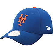 New Era Men's New York Mets 9Forty Pinch Hitter Royal Adjustable Hat