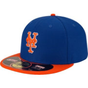 New Era Men's New York Mets 59Fifty Diamond Era Alternate Royal Batting Practice Hat