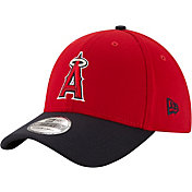 New Era Men's Los Angeles Angels 39Thirty 2-Tone Patched Flex Hat