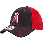 New Era Men's Los Angeles Angels 39Thirty Team Front Neo Flex Hat