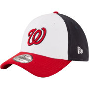New Era Men's Washington Nationals 39Thirty 2-Tone Patched Flex Hat
