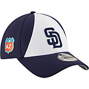 New Era Men's San Diego Padres 39Thirty Diamond Era Spring Training Flex Hat