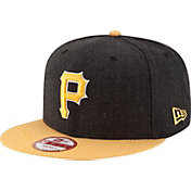 New Era Men's Pittsburgh Pirates 9Fifty Heather Action Adjustable Hat