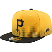 New Era Men's Pittsburgh Pirates 9Fifty Flow Team Adjustable Hat