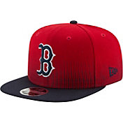 New Era Men's Boston Red Sox 9Fifty Flow Team Adjustable Hat