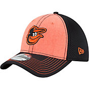 New Era Men's Baltimore Orioles 39Thirty Heathered Neo Flex Hat