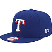 New Era Men's Texas Rangers 9Fifty Royal Adjustable Hat